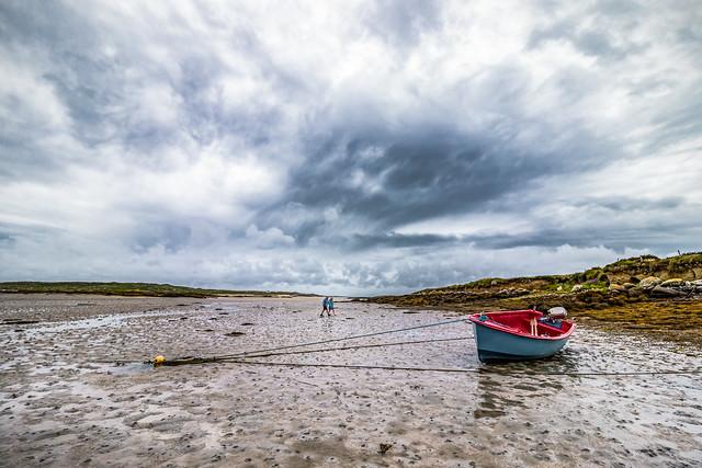 Under sea North Ireland