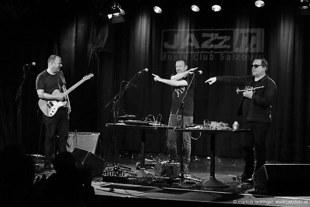 The Underflow - Jazzit Musik Club Salzburg