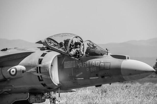 McDonnell Douglas EAV-8B Harrier VA.1B-37 (01-925) - Armada Española
