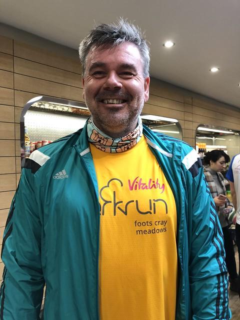Richard, Event Director at Footscray