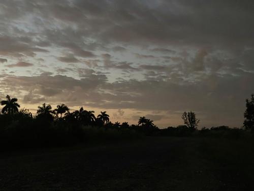 Sunrise minus 26 minutes 20200209