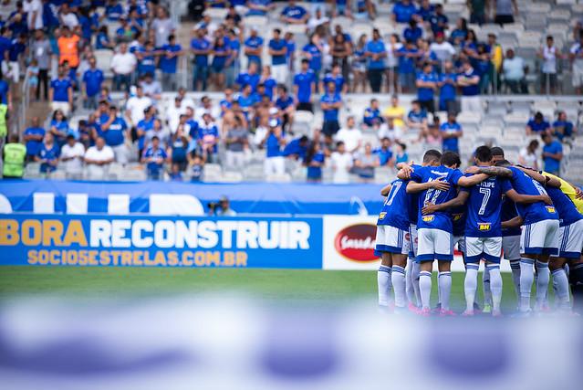 Cruzeiro x America - MG - 09.02.2020