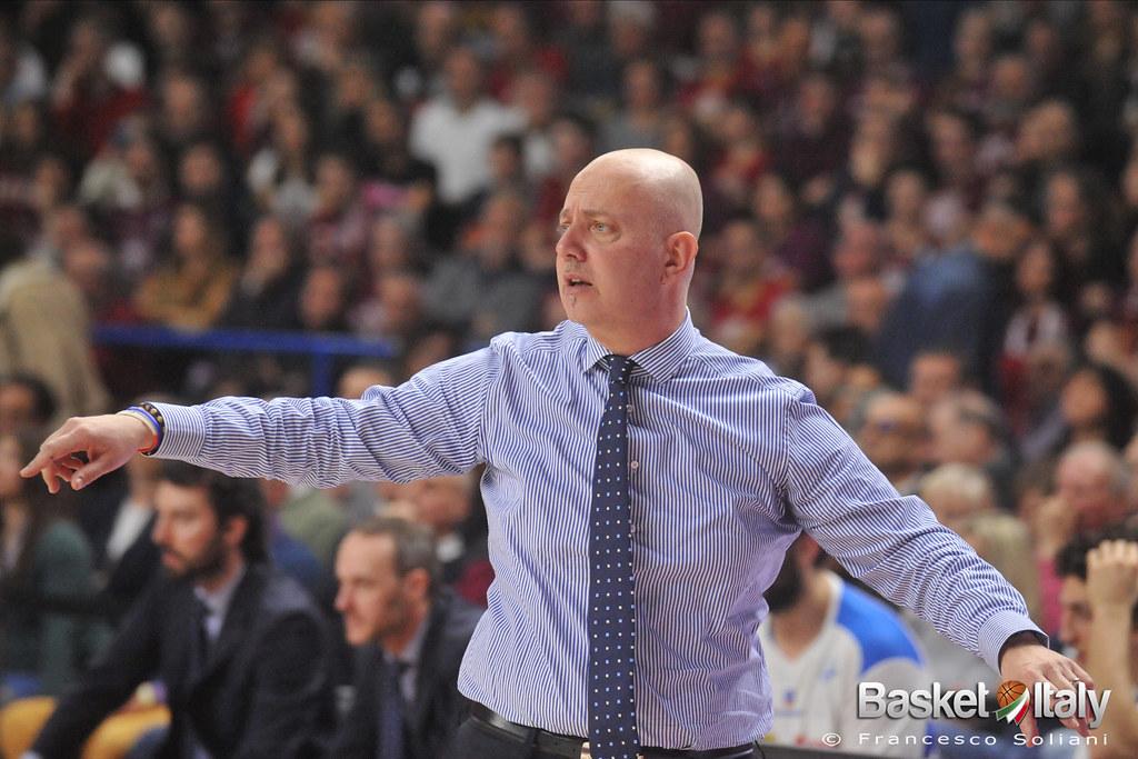 Treviso, Menetti non vuole parlare di playoff, ma i risultati urlano il contrario, battuta anche Sassari