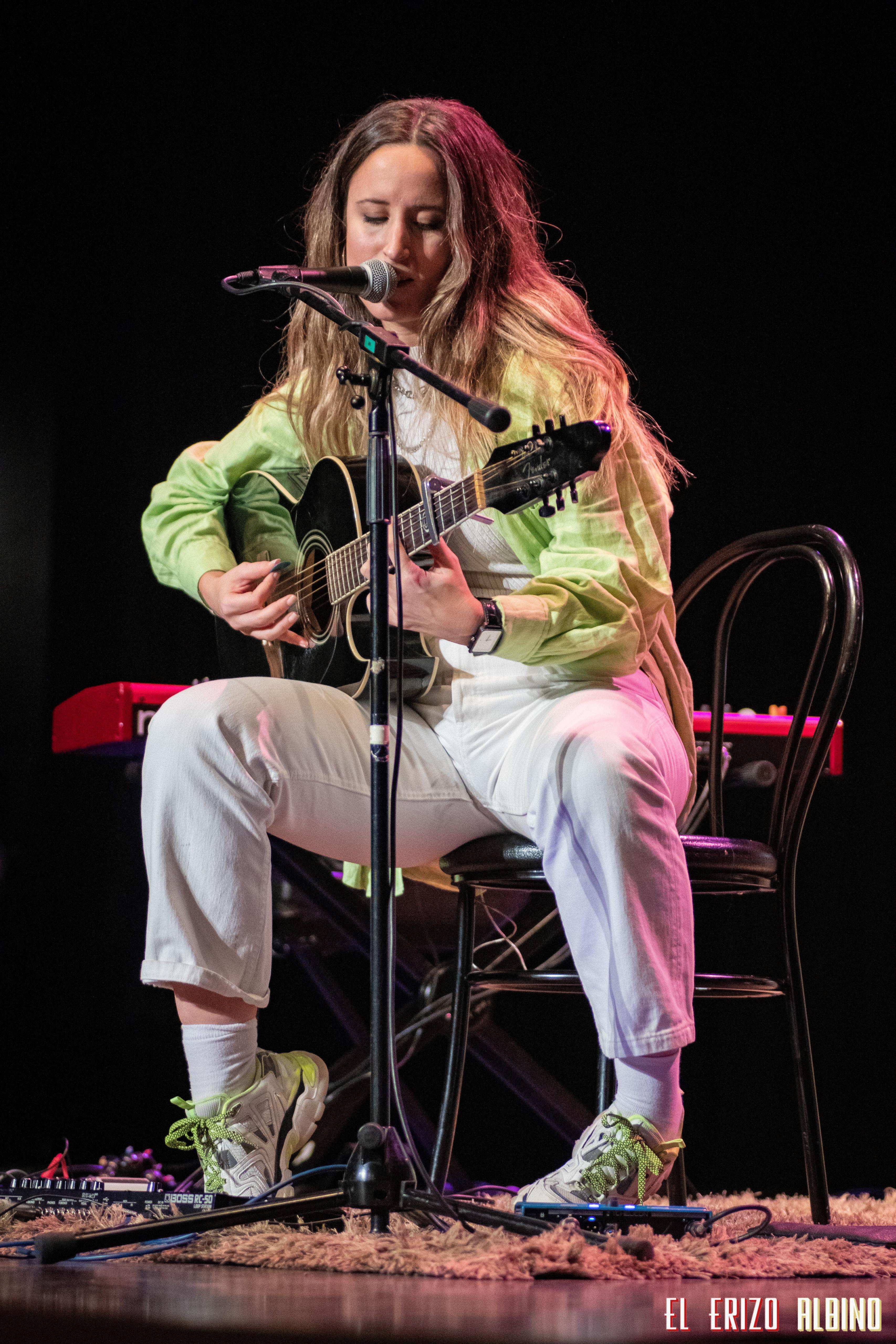 Noches acústicas Arriaca - Penny Necklace & Eva Ryjlen (Casa de Cultura, Cabanillas del Campo - 31.01.2020)