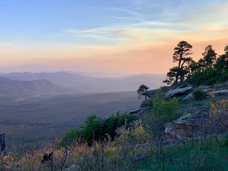 Mogollon Rim camping trip June 2019 - 14 of 47