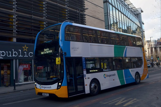 Stagecoach Manchester: 11259 / SN69ZFU