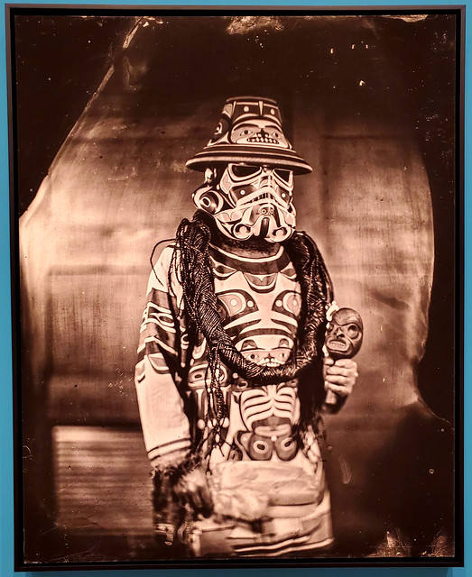 K'ómoks Imperial Stormtrooper (Andy Everson), Citizen of the K'ómoks First Nation