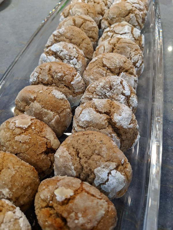 Dirty Chai Earthquake Cookies