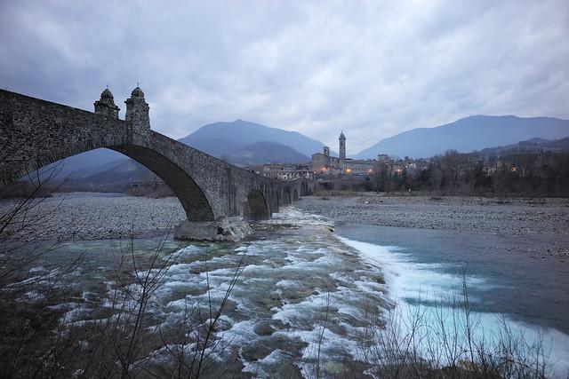 Ponte Gobbo, Bobbio, Italy, February 2020 033