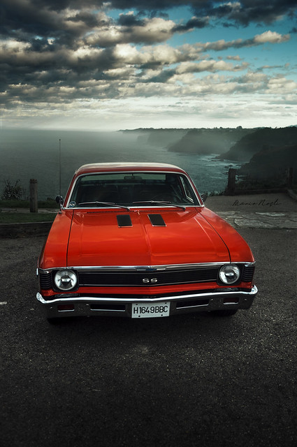 Chevy Coupe SS - Gijón