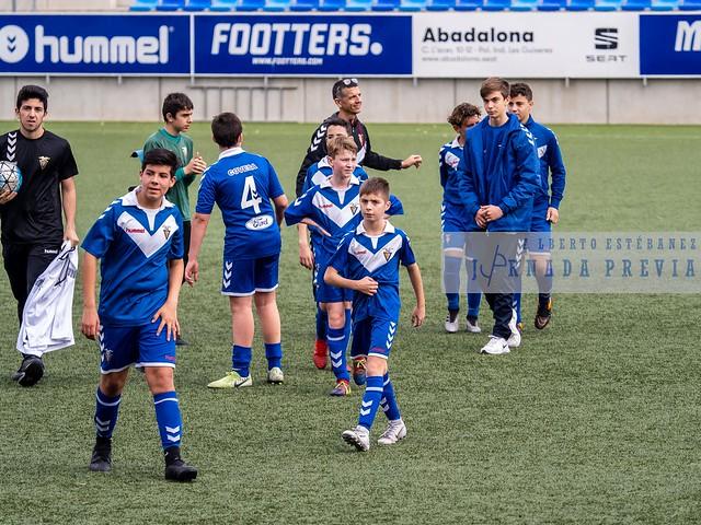 Infantil D FF Badalona - Arrabal