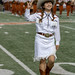 Longhorn Drum Major