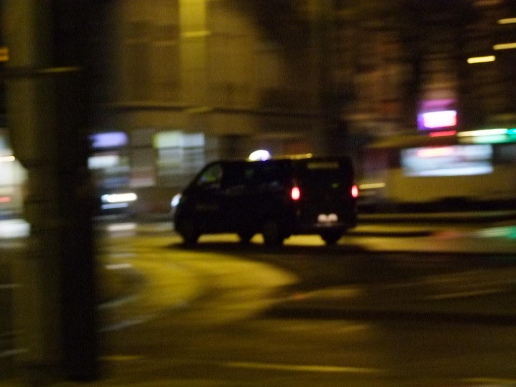 Gante nocturno 3: ¡Taxi!
