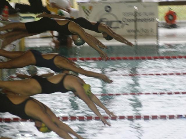 Regionali nuoto master