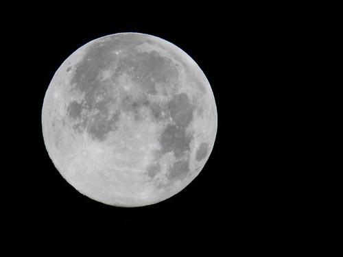 Full Snow Moon 01-20200209