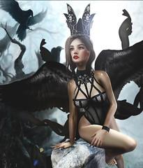 La reine des corbeaux