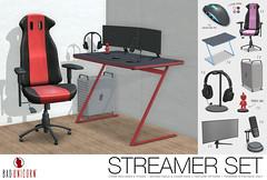 NEW! Streamer Set @ C88