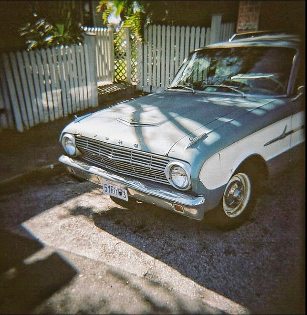 Another Ford Falcon.