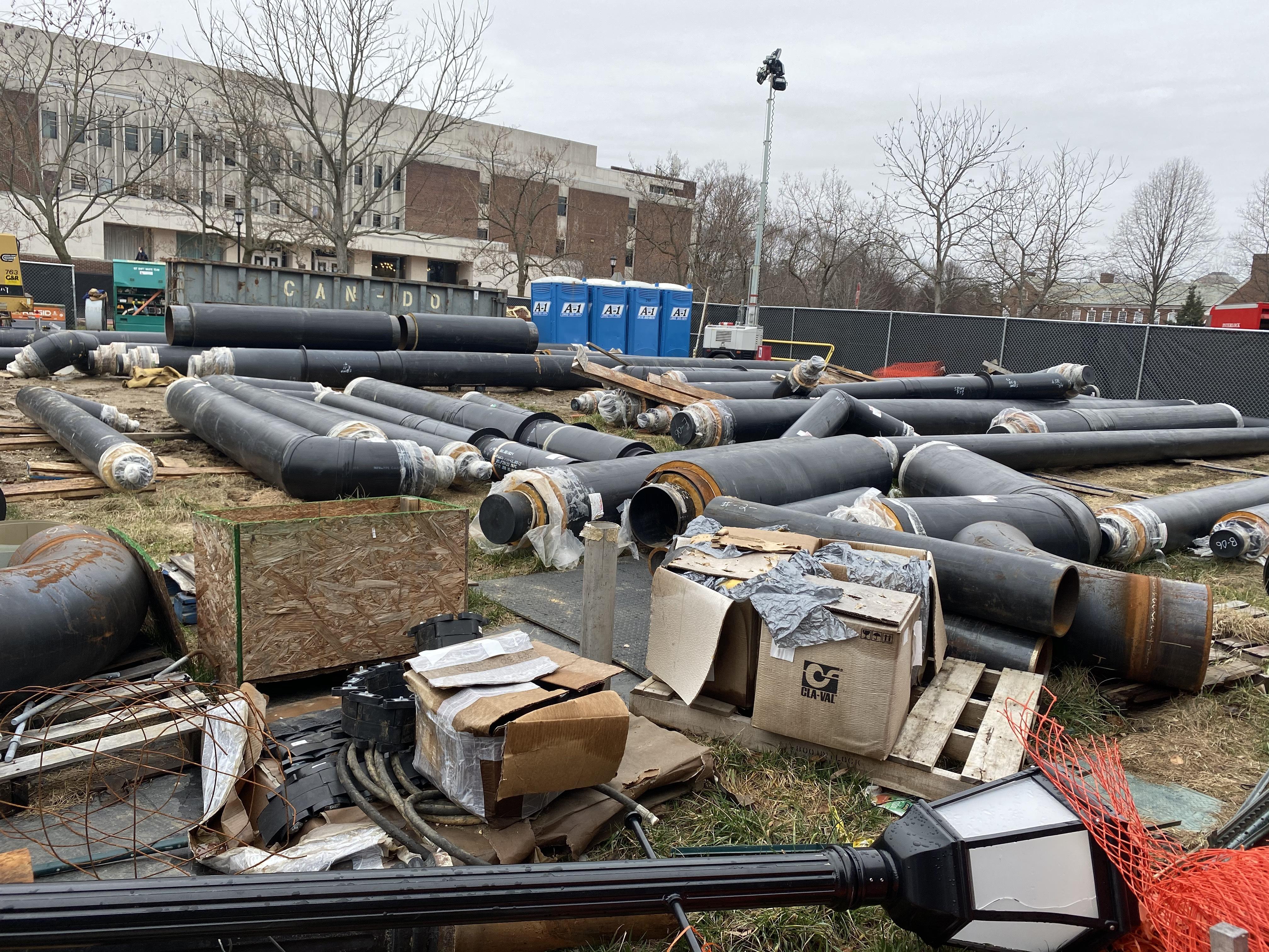 (Satire) Winter Break: what is happening on campus?