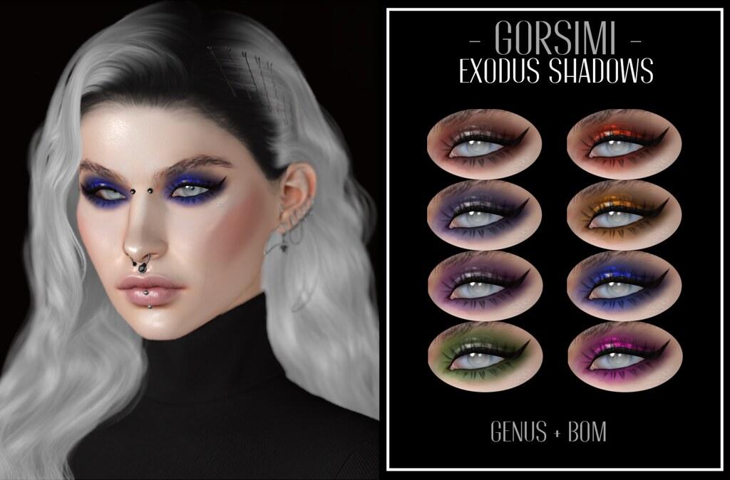 - Gorsimi - Exodus Shadows