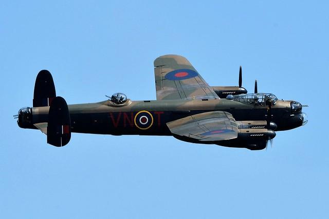 RAF Avro Lancaster Bomber BBMF PA474 City of Lincoln RAAF 460  Squadron & RAF 50 Squadron