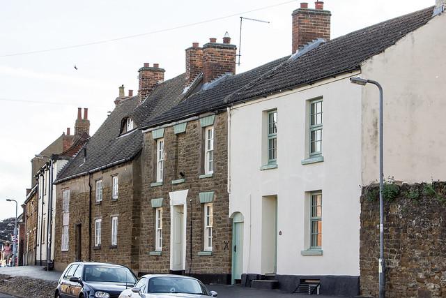 High Street, Braunston, England