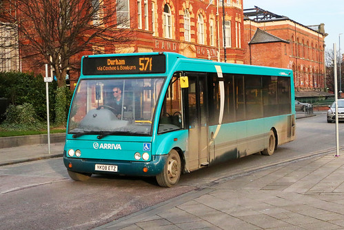 Arriva North East 2823 YK08ETZ | by aptyldsley