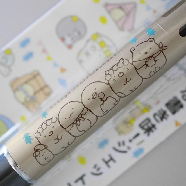 三菱鉛筆 uni ジェットストリーム 多機能ペン 4&1 すみっこぐらし