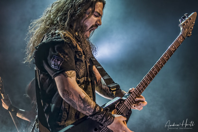 Machine Head at the Danforth Music Hall (Toronto, ON) on February 4, 2020