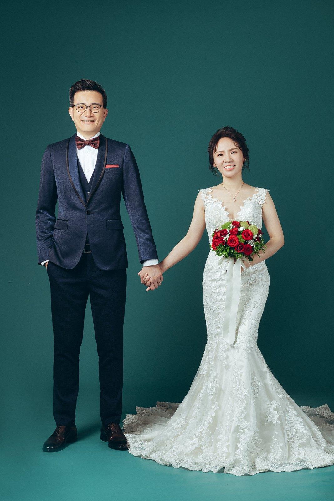 【婚紗】Ou & Zhen / 婚紗意象 / 淡水沙崙 / EASTERN WEDDING Studio