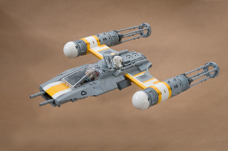 Y-wing Evolved