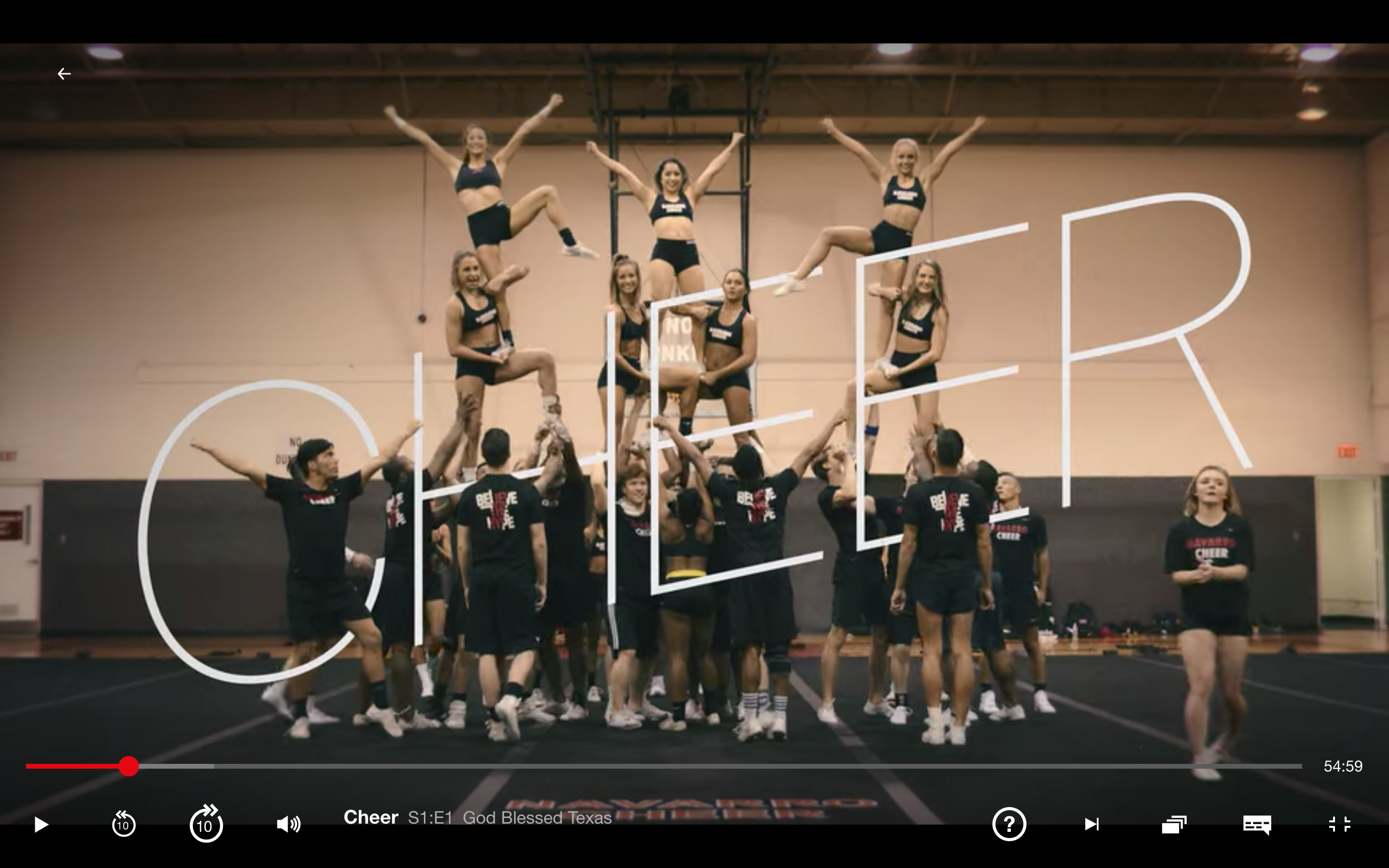 """Why """"Cheer"""" is the docuseries you should be watching"""