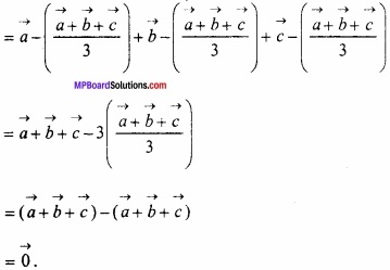MP Board Class 12th Maths Important Questions Chapter 10 सदिश बीजगणित img 31