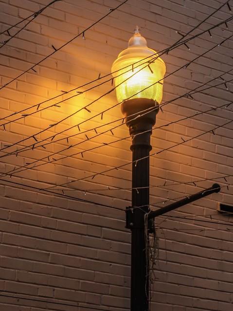 Street Lamp, Walnut Street, Pittsburgh, Pennsylvania