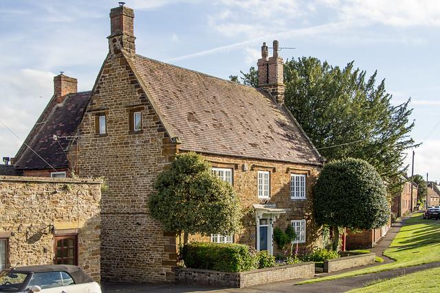 Ash Tree House, Braunston, England