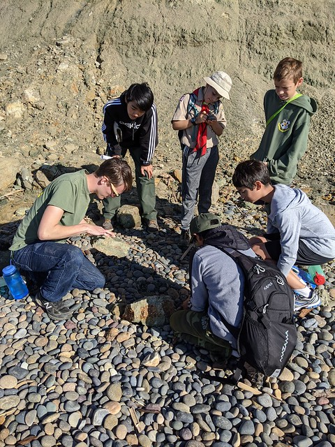 2019-12-28 Geology Merit Badge