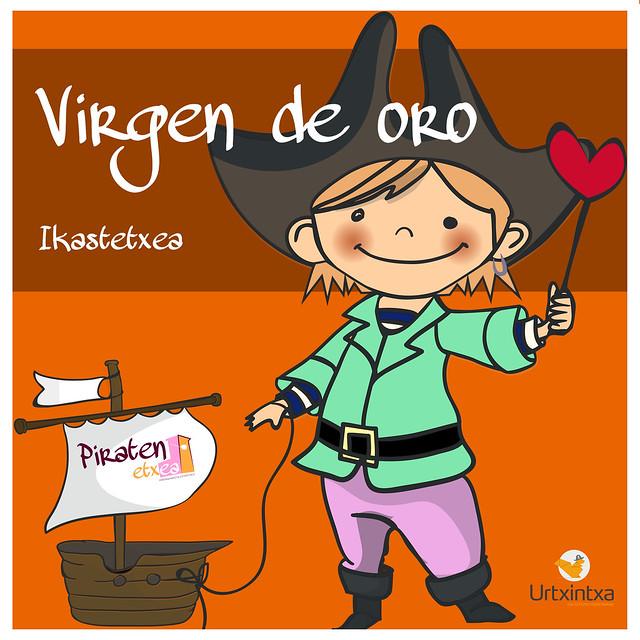 Pirata egonaldia- Virgen de Oro 2020.02.13-2020.02.14
