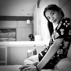 patpong bangkok bw thailand thaigirl thai girl woman people night hotel sexy model modeling