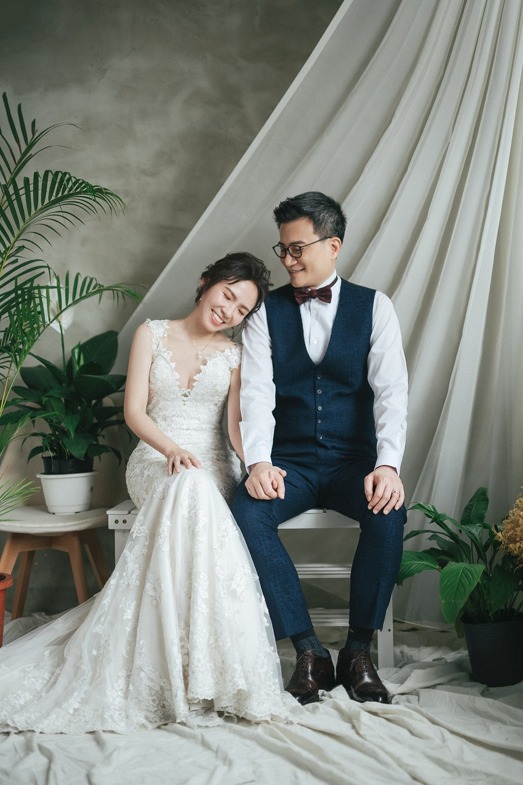 【婚紗】Ou & Zhen / 婚紗意象 / 淡水沙崙 / EASTERN WEDDING Studio