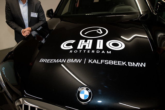 Vrienden van het CHIO februari 2020 Breeman BMW
