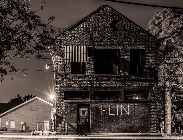 The old flint carryout