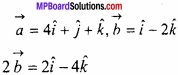 MP Board Class 12th Maths Important Questions Chapter 10 सदिश बीजगणित img 24