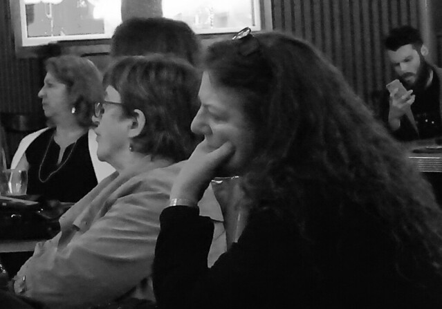 Kate in Audience