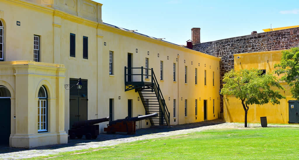 Bezienswaardigheden Kaapstad: Castle of Good Hope | Mooistestedentrips.nl