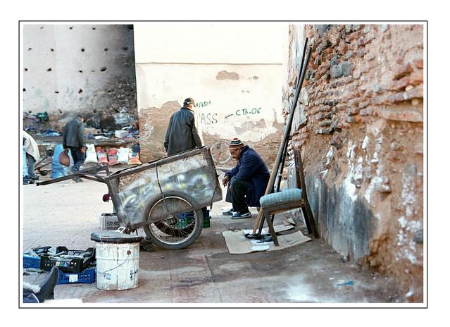 36 x Morocco