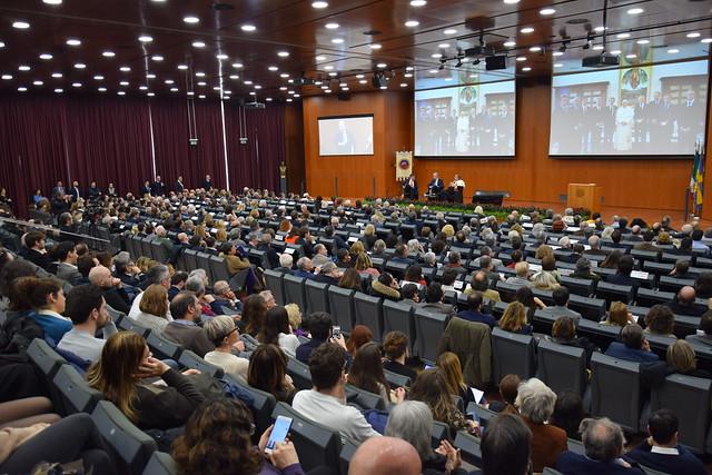 Cerimonia Inaugurazione Anno Accademico 2019/2020