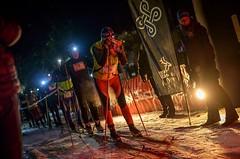 Noční stopu Valachy, která se kvůli počasí málem nekonala, vyhrál Bartoň