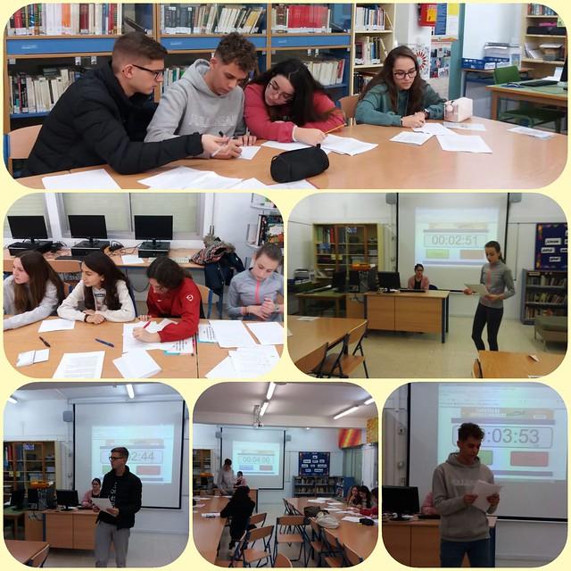 Preparación Debate Escolar
