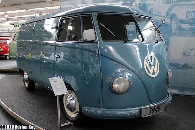Volkswagen T1 Prototyp