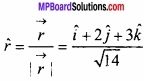 MP Board Class 12th Maths Important Questions Chapter 10 सदिश बीजगणित img 9